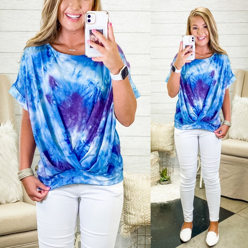 Blast From The Past Top *Final Sale*