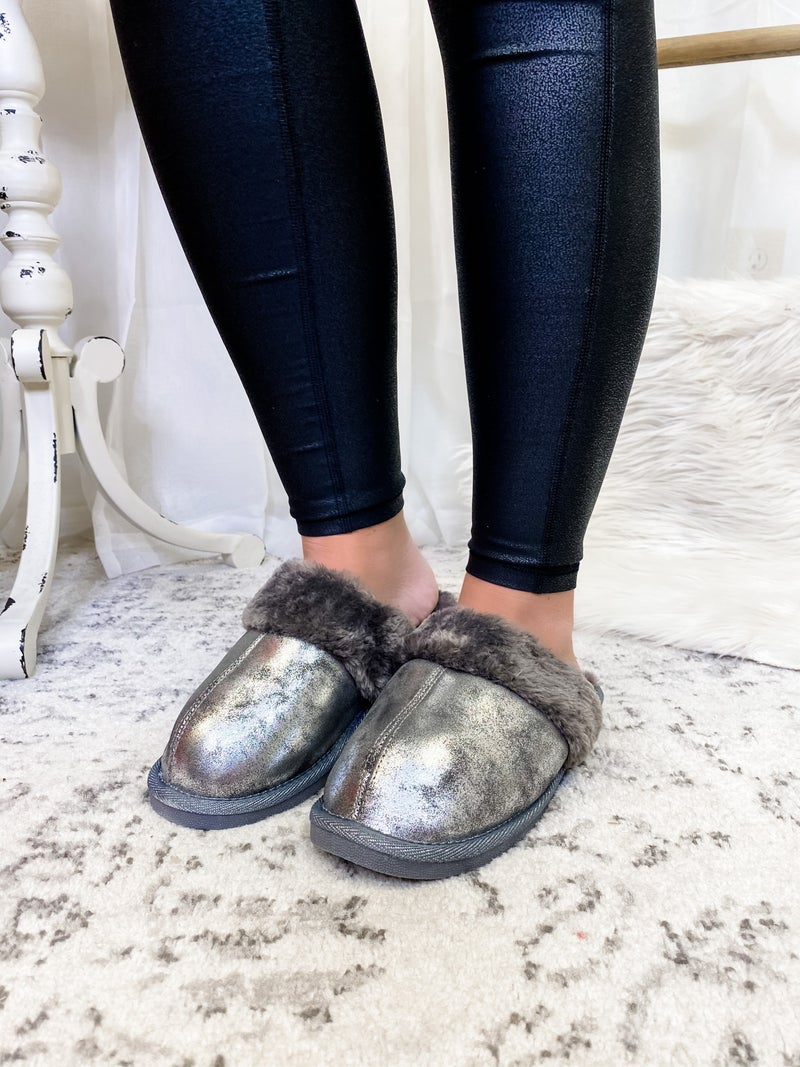 Secret To Cozy Slippers