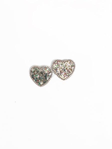 Always Love You Earrings Silver