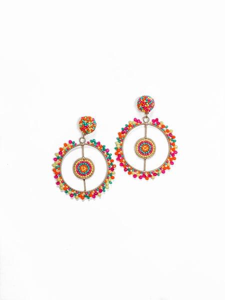 The Lynda Earrings Multi
