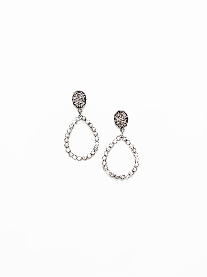 The Kerry Earrings Silver