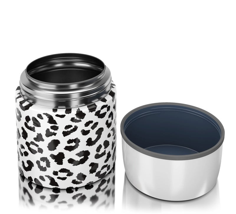 SIC Food Container Leopard