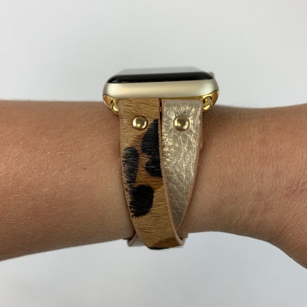 On The Edge Apple Watch Band