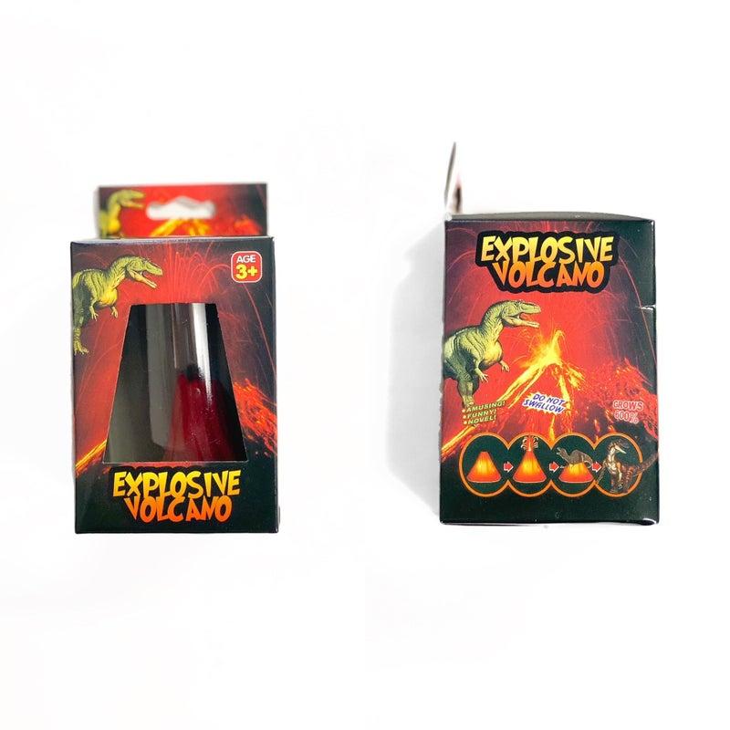 Explosive Volcano