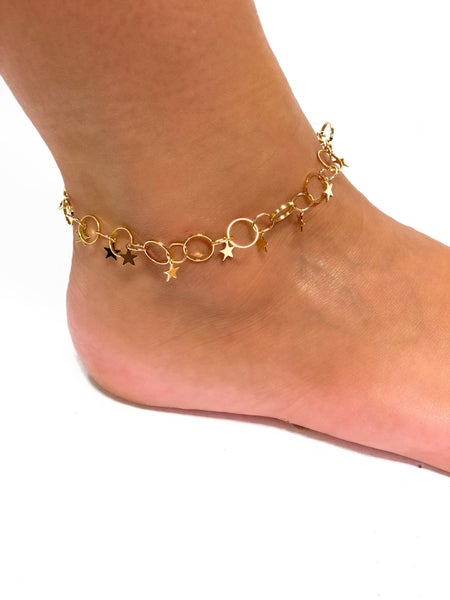 The Henderson Anklet