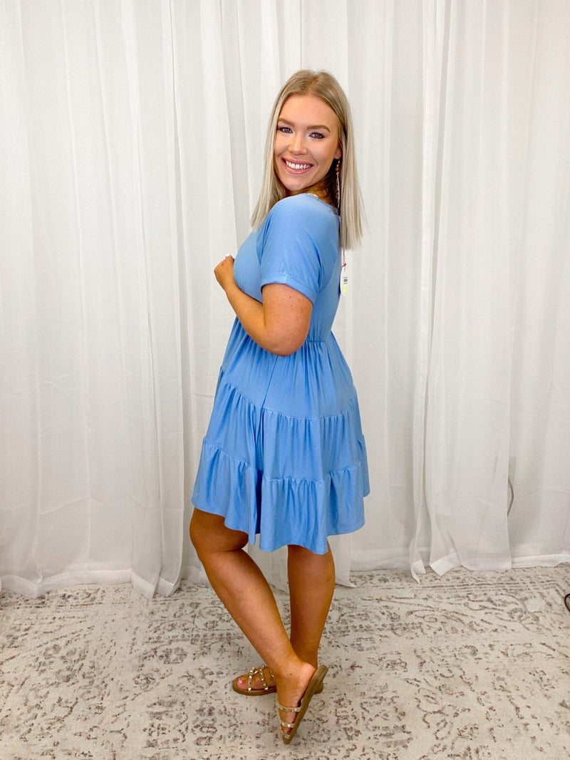 Secret Getaway Dress