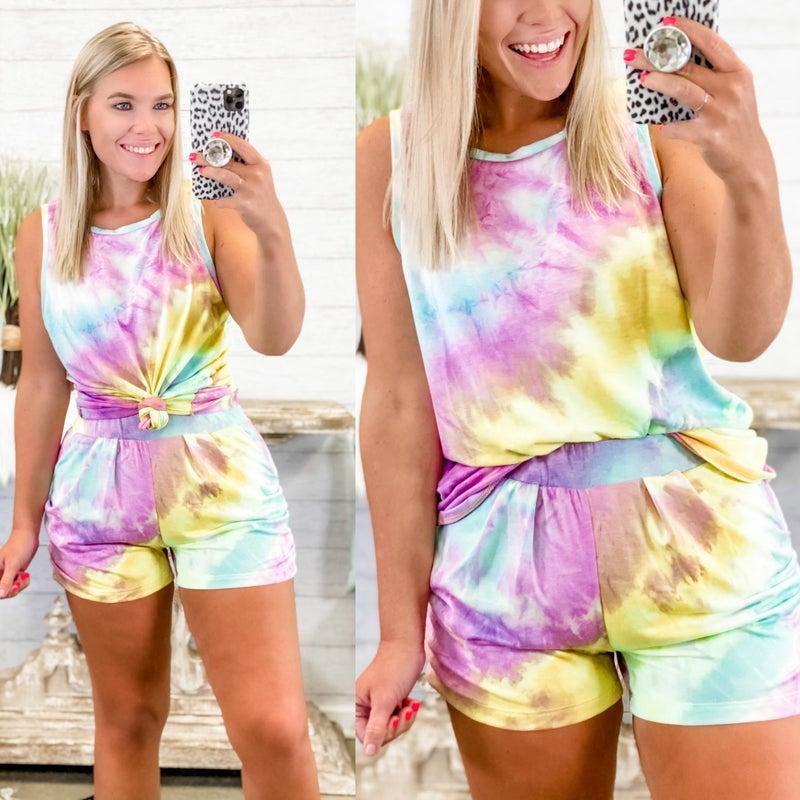Summer Dreams Shorts *Final Sale*