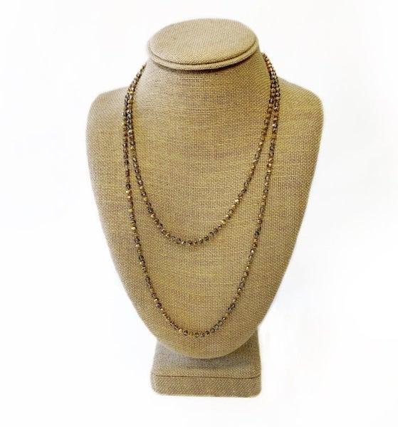 The Jasper Necklace