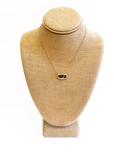 The Valerie Dainty Necklace Gold