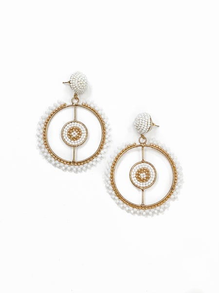 The Lynda Earrings