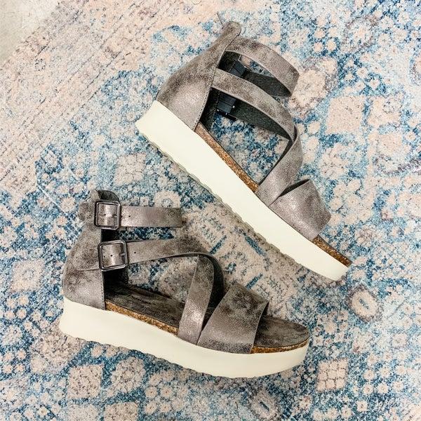 Step After Step Sandal *Final Sale*