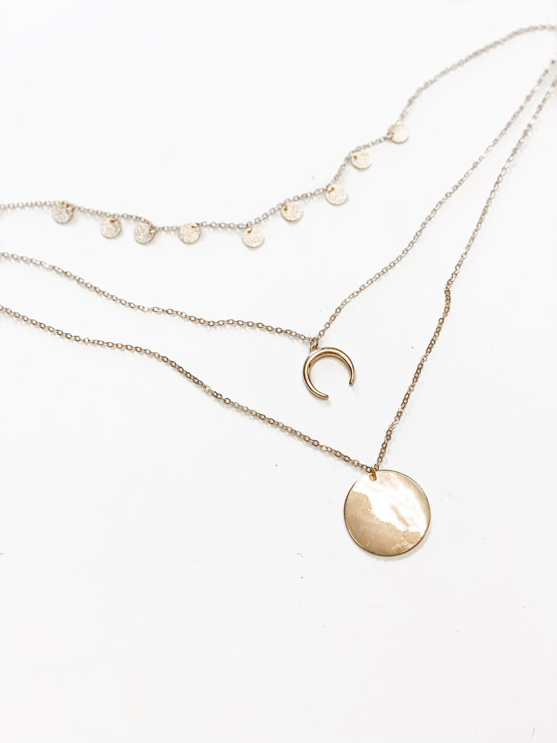 The Sandy Necklace