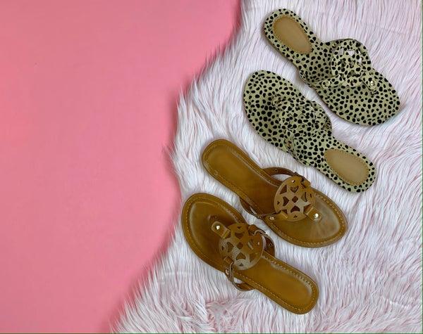 Follow My Lead Sandals