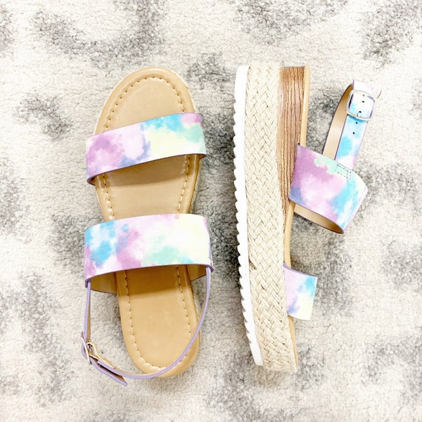 The Jenna Sandals *Final Sale*