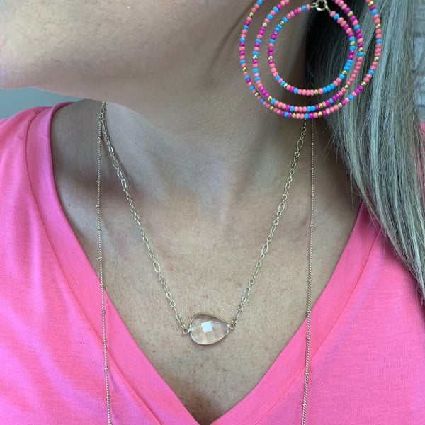 Find The Light Dainty Necklace