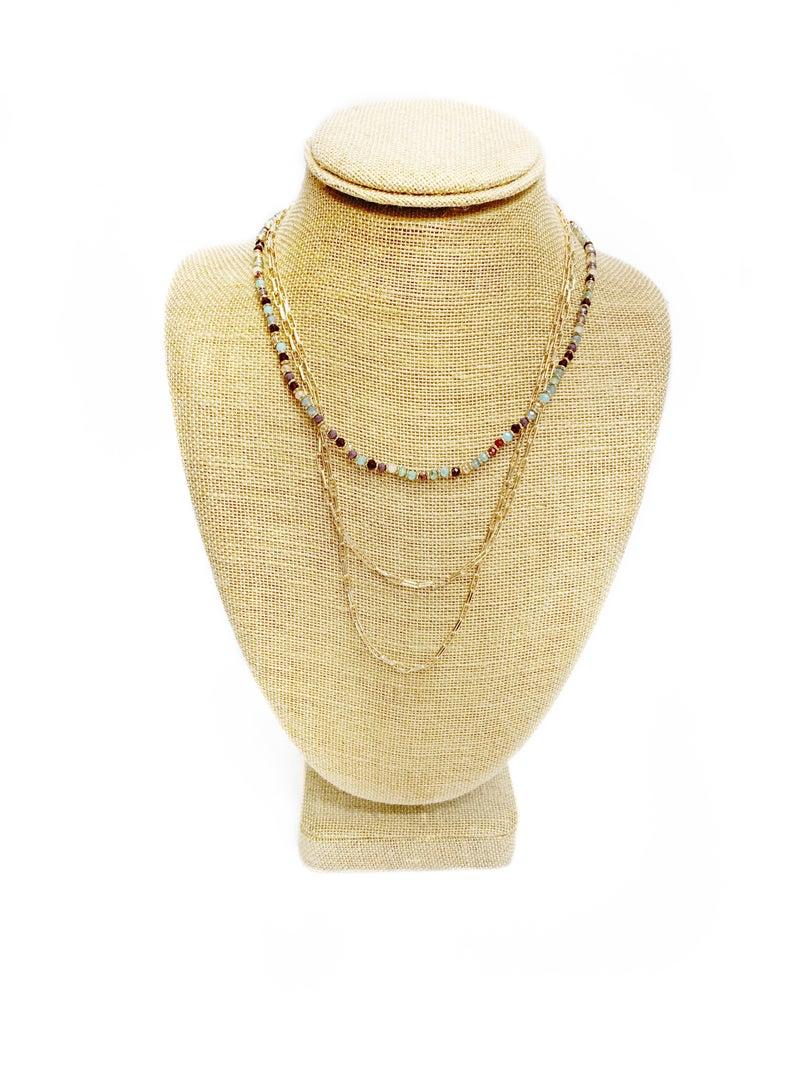 The Rita Necklace Multi