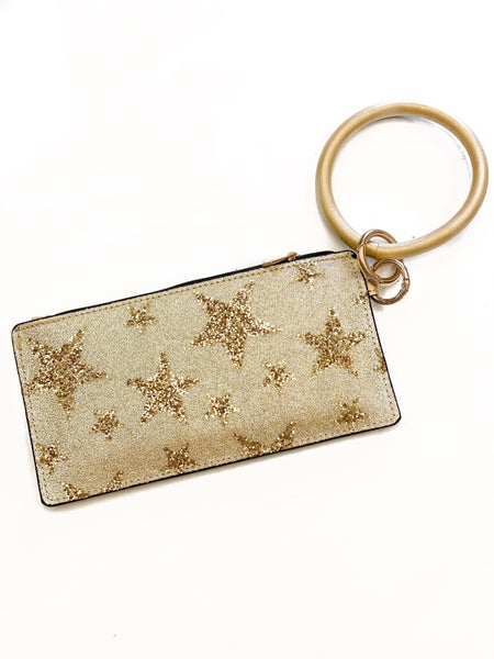 The Riley Key Ring Pouch