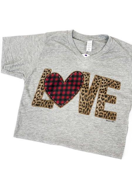 Leopard Love Tee *Final Sale*