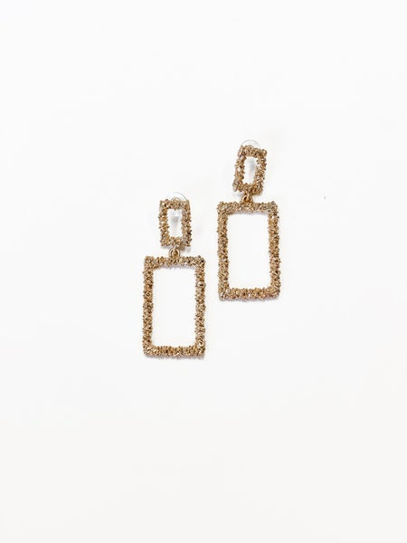 The Alexa Earrings Gold
