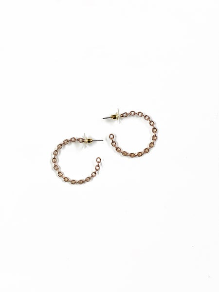 The Alya Earrings Gold