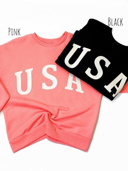 USA Sweatshirt *Final Sale*