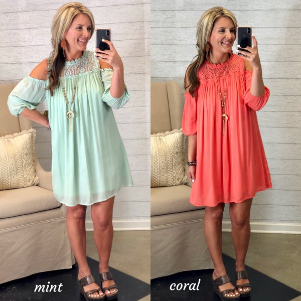 All For Your Love Dress FINAL SALE