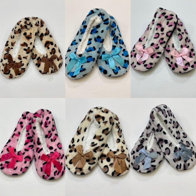 Cozy Weekends Slippers *Final Sale*