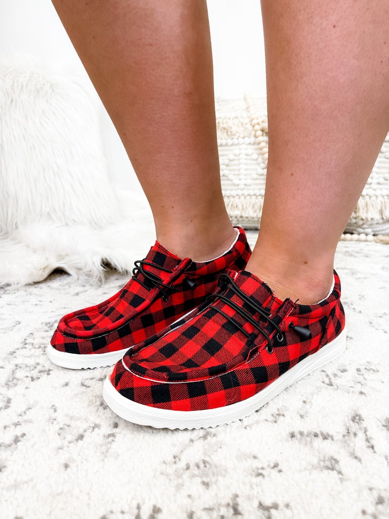 The Pattie Slip Ons *Final Sale*