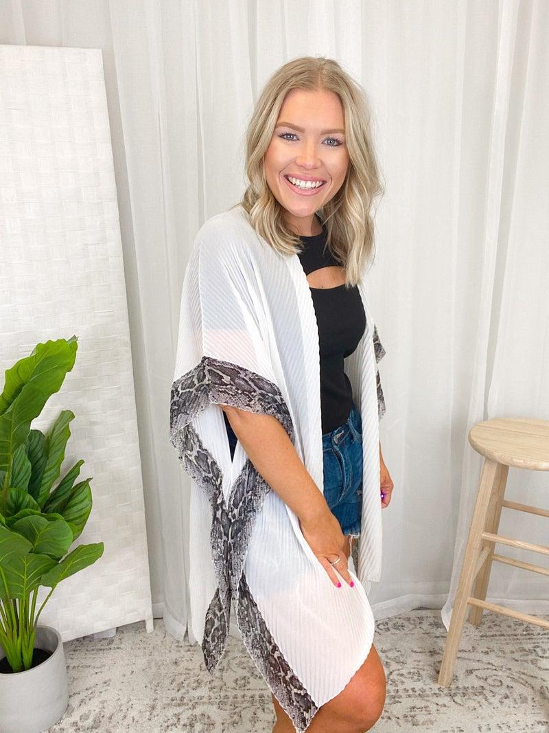 Can You Feel The Magic Kimono