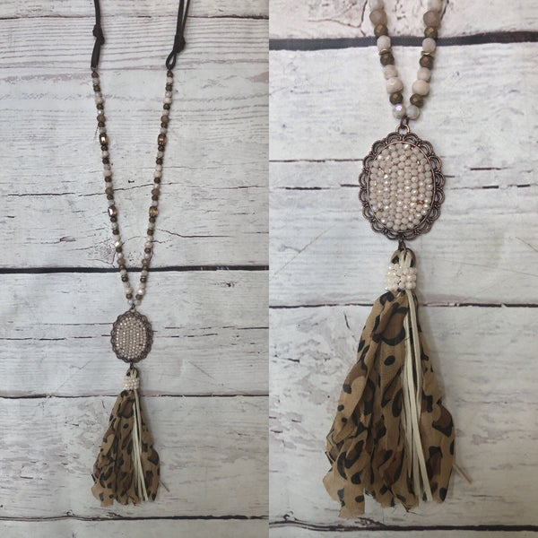 Come A Little Closer Necklace