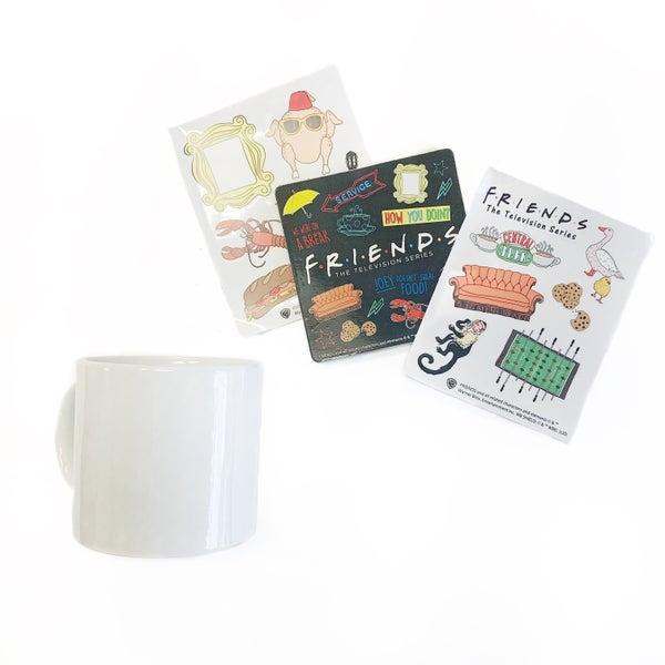 Friends DIY Mug