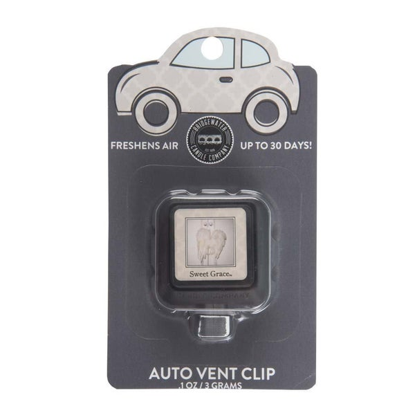 Sweet Grace Car Vent Clip