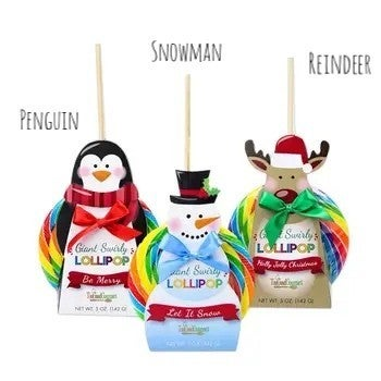 Holiday Lollipops