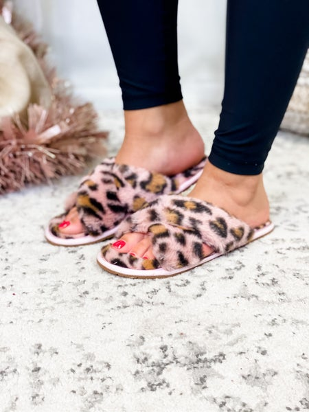 The Morgan Slippers *Final Sale*