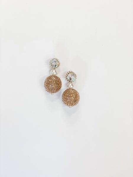 The Sara Earrings Gold