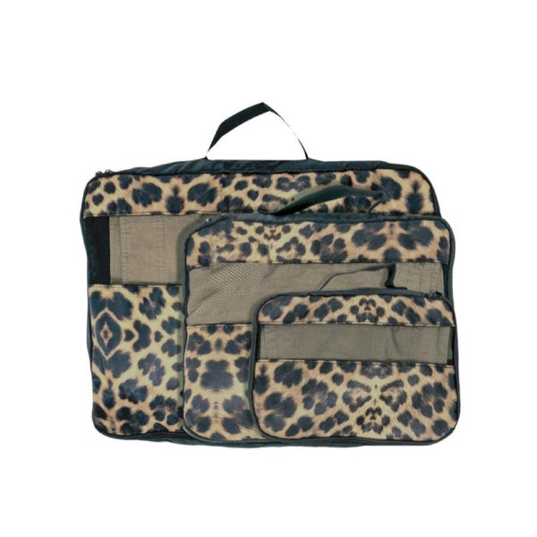 Leopard Packing Cube Set