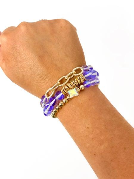 The Farah Bracelet Stack