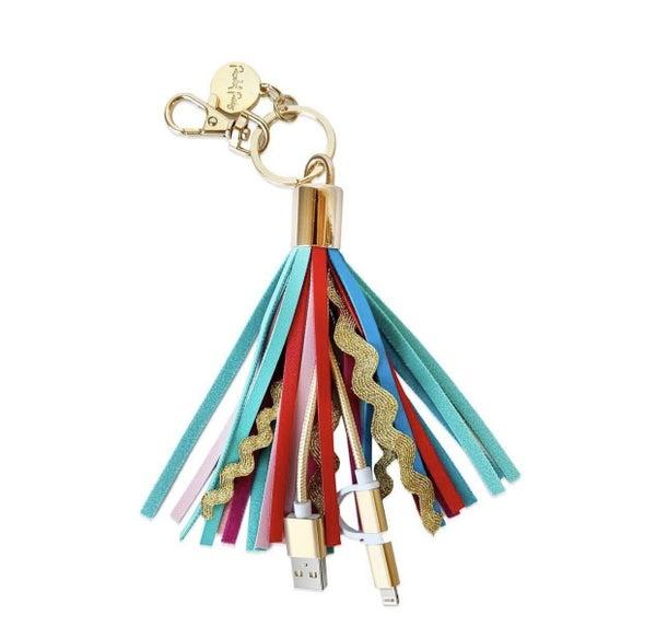 Sweet Treat Charging Keychain