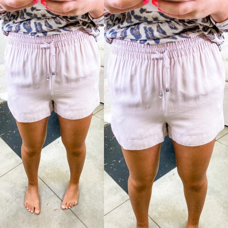 Take Me As I Am Shorts
