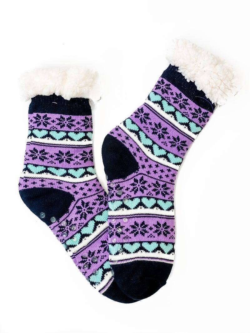 Cozy Camper Socks