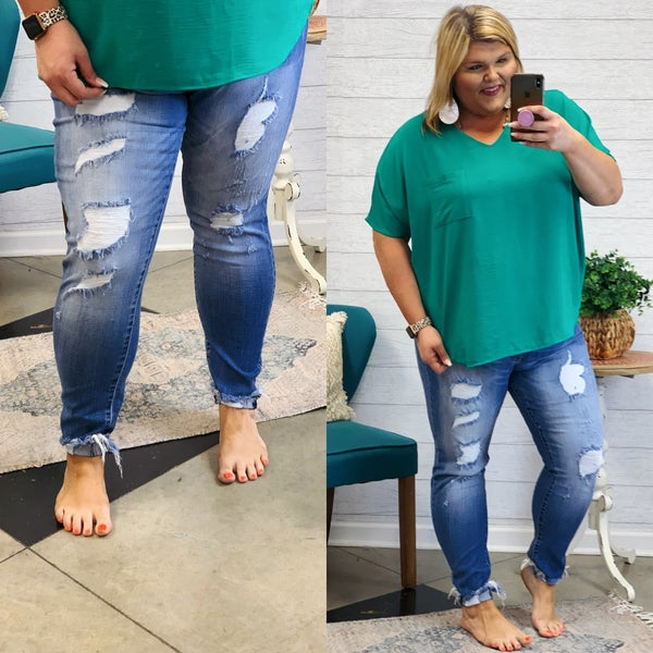 The Chloe Jeans Plus