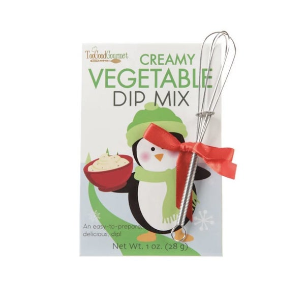 Creamy Vegetable Holiday Dip Mix