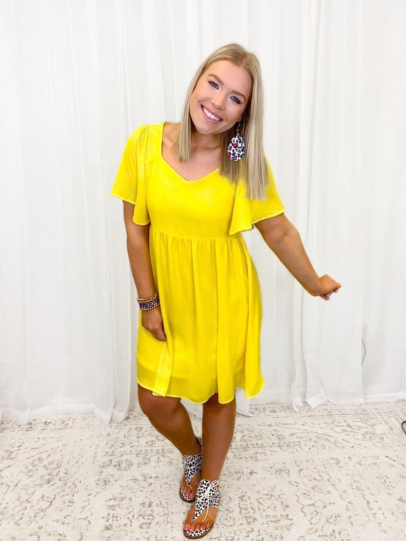 You Are My Sunshine Dress