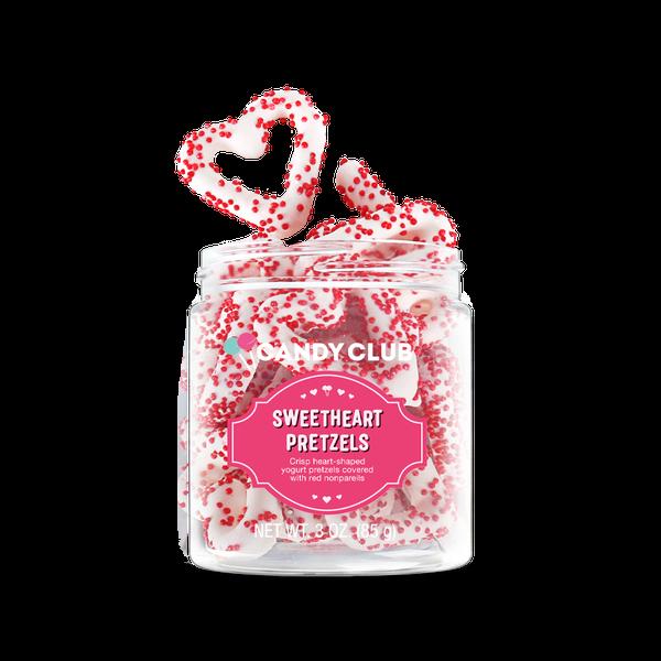 Sweetheart Pretzels