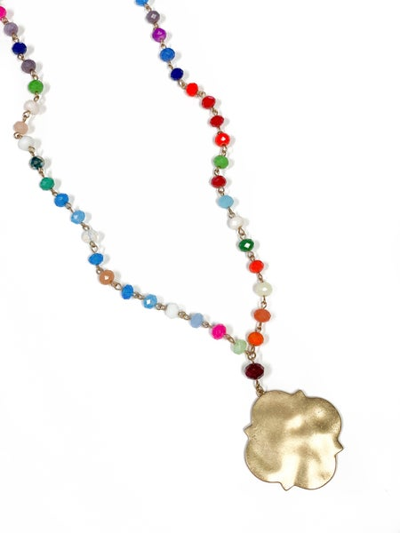 The Morgan Necklace Multi