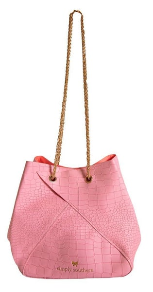 Here To Stay Bag Pink *Final Sale*