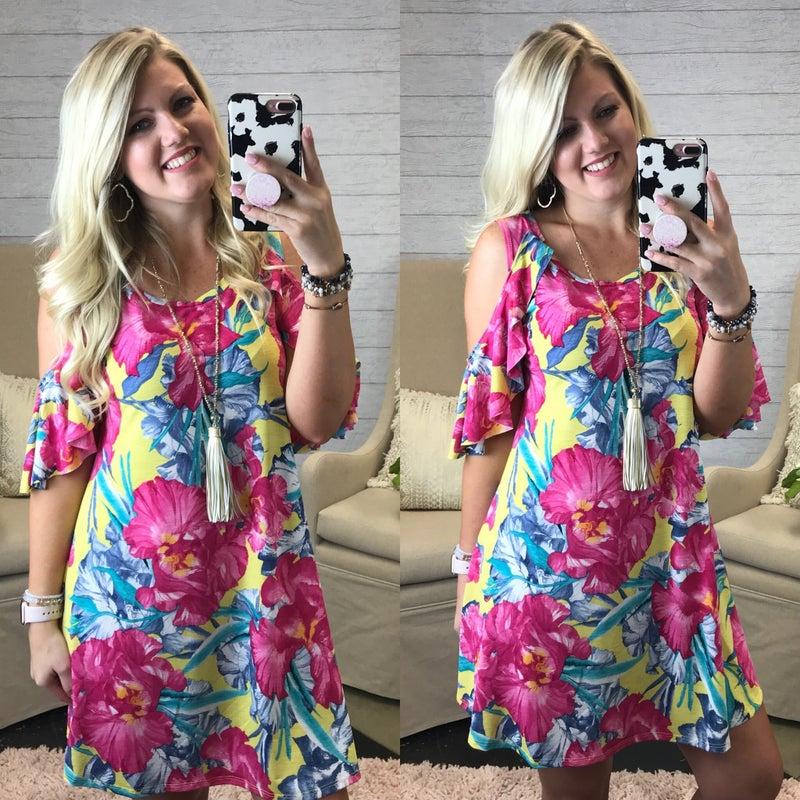 Summer Joy Dress FINAL SALE *Final Sale*