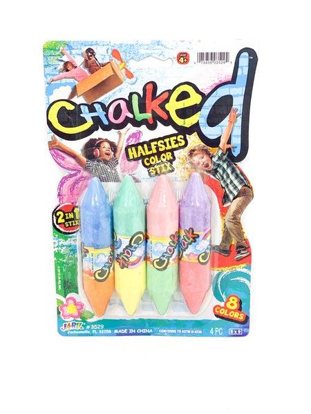 Chalk Halfsies Stix