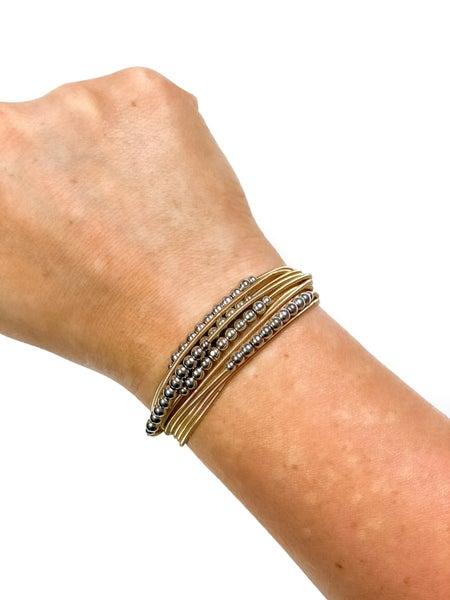 The Millie Bracelet Stack