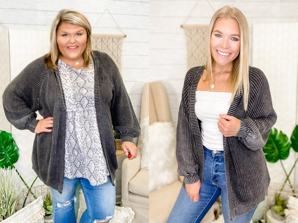 Better Than Ever Cardigan